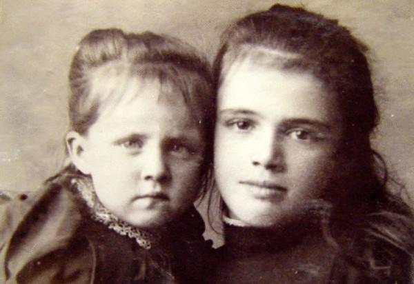 Launceston Family Album Winifred Amy Amp Eila Mary Gunn