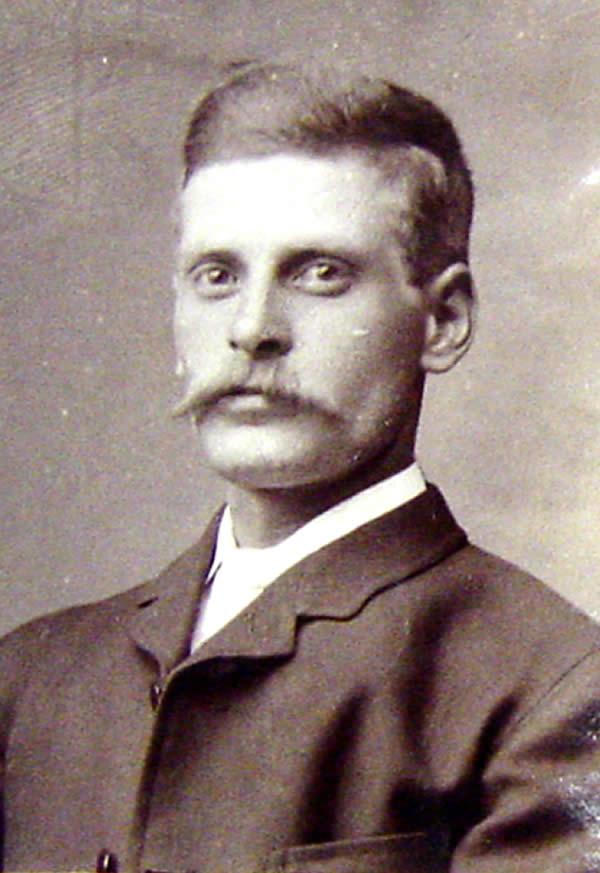 Launceston Family Album - Edward Cecil Gaunt