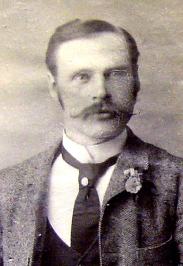 Launceston Family Album Frederick Barnes